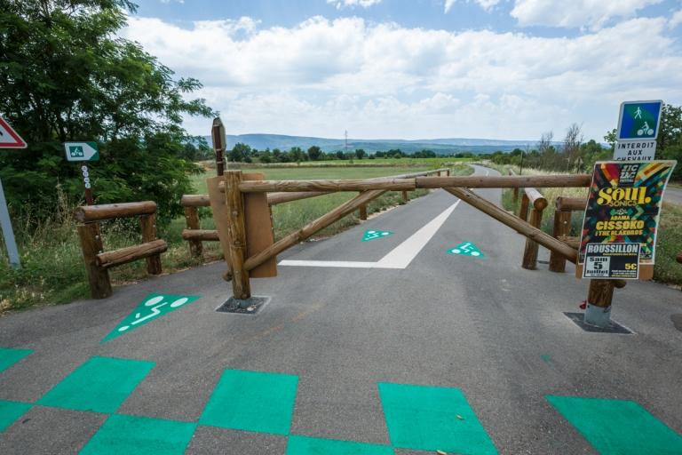 28 June 2014 - Pont Julien Bicycle Route
