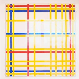 Piet Mondrian's New York City